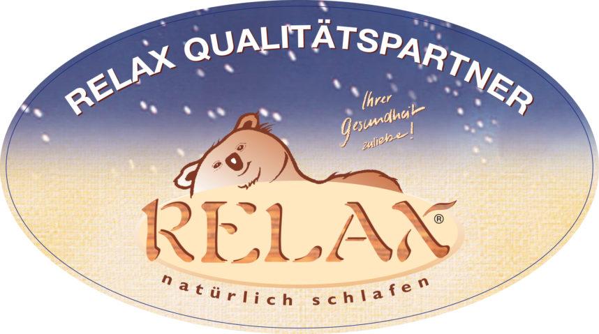 Wir sind wieder Relax Qualitätspartner