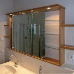 Spiegelschrank Mit Schiebetüren