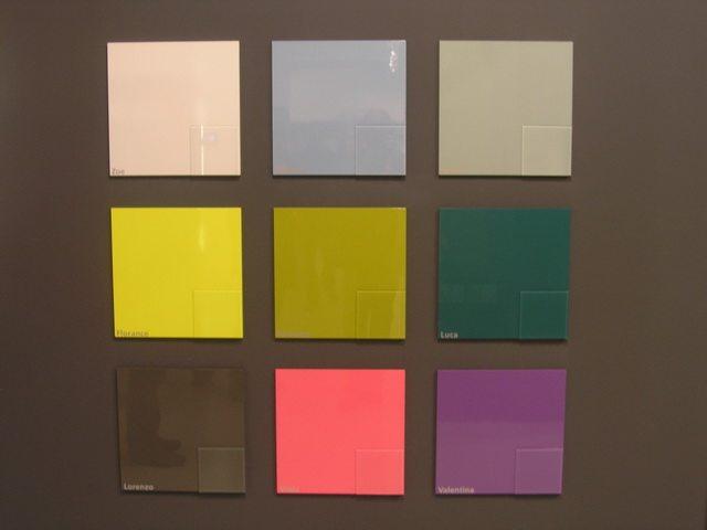 Raumplus Glasfarben Farbenneuheiten