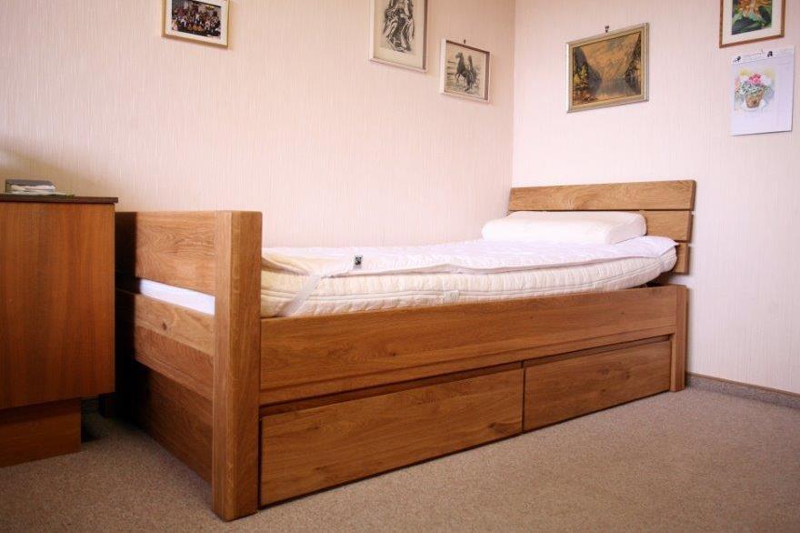 Jugendbett Carina mit Bettschublade