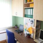 Büromöbel in einer Praxis