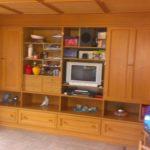 Wohnmöbel vor der Modernisierung