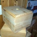Brotbox aus Zirbenholz