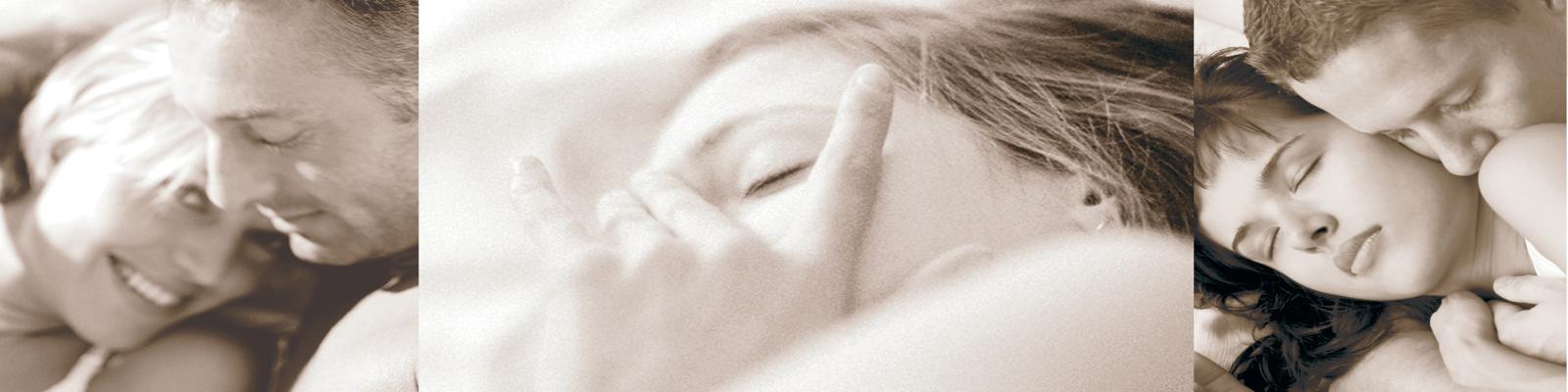 Titelbild gesunder Schlaf