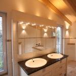 Spiegelschrank im Landhaus Stil